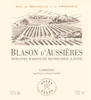 Blason D' Aussieres